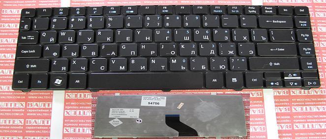Новая клавиатура Acer Aspire 3810T, 4235, 4240, 4251, 4540, 4540