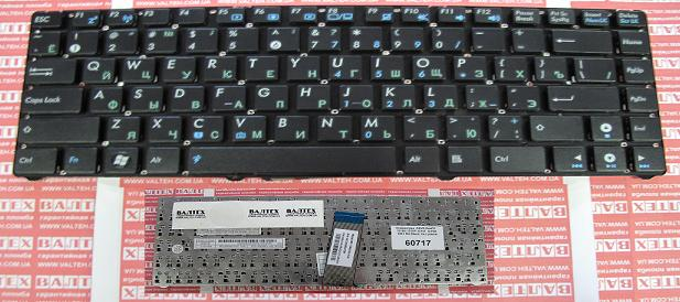 Новая клавиатура Asus Eee PC