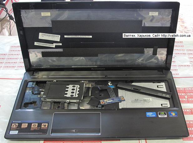 Корпус для ноутбука Lenovo