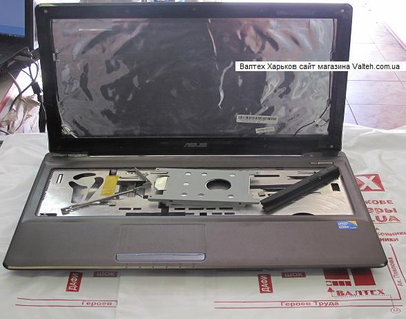 Asus x52j user manual