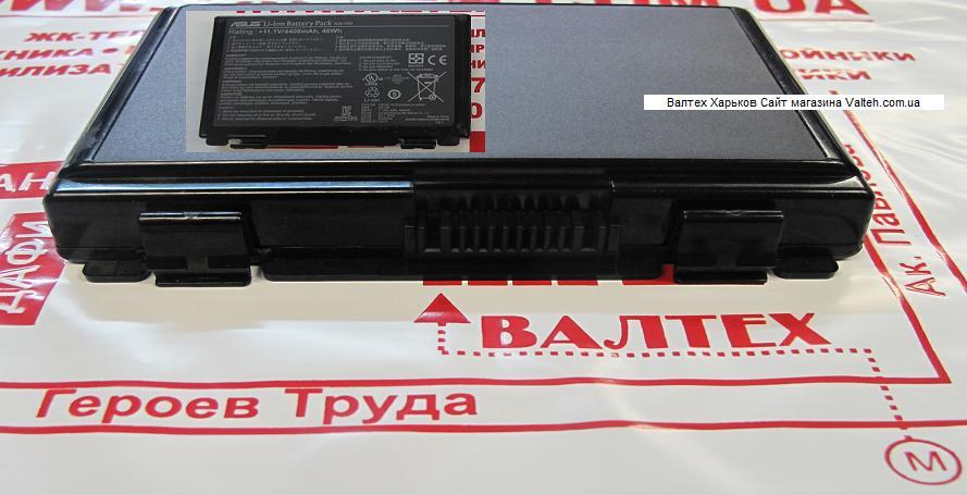 БУ аккумулятор Asus K40AB,