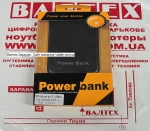 Power bank 9000mah PB048 black