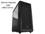 Корпус Raidmax Alpha Lite A15SWB Black без БП окно