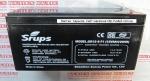 Аккумуляторная батарея Srups SR12-9 F1 12V 9AH 20HR