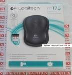 Беспроводная мышка для ноутбука Logitech m175 Black
