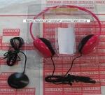 Наушники с микрофоном Kanen KM-250