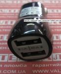 Зарядка от прикуривателя 2 usb 5V 3.1A