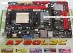 Материнская плата Biostar A780L3C AM3 DDR3 BOX