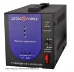 Стабилизатор напряжения LogicPower LPH-800RL черный