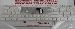 Белая клавиатура HP Pavilion G6-2000, G6-2386sr