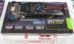 Видеокарта Asus GeForce GTX650 1Gb GDDR5 128 бит D-Sub DVI mHDMI