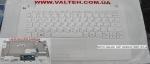 Новая белая клавиатура, крышка Lenovo IdeaPad 100S, 100S-11IBY