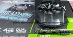 Видеокарта Asus GeForce GTX 1650 4Gb DDR5 PH-GTX1650-O4G