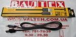Кабель type c USB 3.1 Remax Black 1 метр