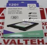 Новый 120гб ссд T&G SATA3 TG25S120G