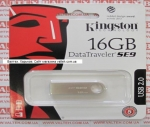Флешка 16 Гб Kingston DTSE9H/16GB