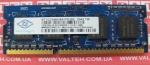 Память 1 Гб DDR 3 SO-DIMM 1066 Nanya