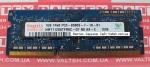 Память 1 Гб DDR 3 SO-DIMM 1066 Hynix