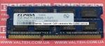 Память 2 Гб DDR 3 SO-DIMM 1066 Elpida