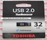 Флешка 32 Гб Toshiba THNU32SIPBLACK(BL5