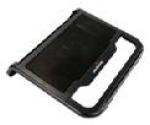 Подставка под ноутбук DeTech KK-A17 черный