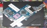 Материнская плата HP Compaq Presario CQ56