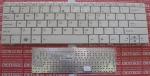 Клавиатура белого цвета Asus Eee PC 1001P