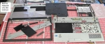 Корпус, петли, динамики для ноутбука LG F1
