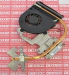 Радиатор, вентилятор Acer Aspire 5742, 5551, 5551G