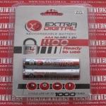 Аккумулятор EXTRA DIGITAL AAA 1100 мАч Ni-MH