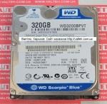 Жесткий диск 320 Гб 2.5 SATA WD WD3200BPVT