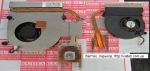 Радиатор, вентилятор Asus K50I
