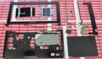 Корпус, петли для нетбука Lenovo IdeaPad S10-3c