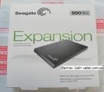 Внешний жесткий диск 2.5 500GB USB 3.0 Seagate STBX500200 Black