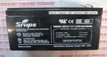 Аккумуляторная батарея Srups SR12-7 F1 12V 7AH 20HR