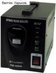 Стабилизатор напряжения Luxeon FDR-2000 черный