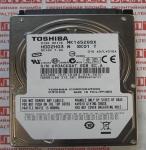 Жесткий диск 160 Гб 2.5 SATA 2 Toshiba MK1652GSX