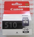 Черный картридж pg-510 для принтеров canon