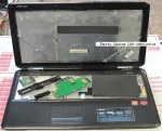 Корпус ноутбука Asus K50AF