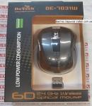 Беспроводная мышка DeTech DE-7031W Gray
