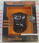 Игровая мышь DeTech G2 Rubber&Shiny