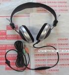 Наушники с микрофоном DeTech DT-460