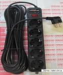 Сетевой фильтр LogicPower LP-X5 10 метров