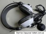 Наушники с микрофоном Kanen KM-740 White