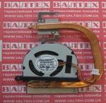 Радиатор, кулер Asus Eee PC 1015BX, 1015BX-BLK057W