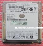 Жесткий диск 160 GB Fujitsu MHZ2160BH G2