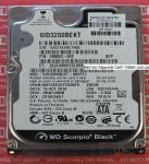 Жесткий диск 320 Гб 2.5 SATA 2 WD WD3200BEKT