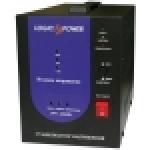 Стабилизатор напряжения LogicPower LPH-2000RL черный