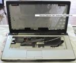 Корпус ноутбука Toshiba Satellite A210, A210-169