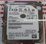 Жесткий диск 750GB 2.5 SATA Hitachi HTS547575A9E384